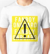 FANBOY ONBOARD T-Shirt