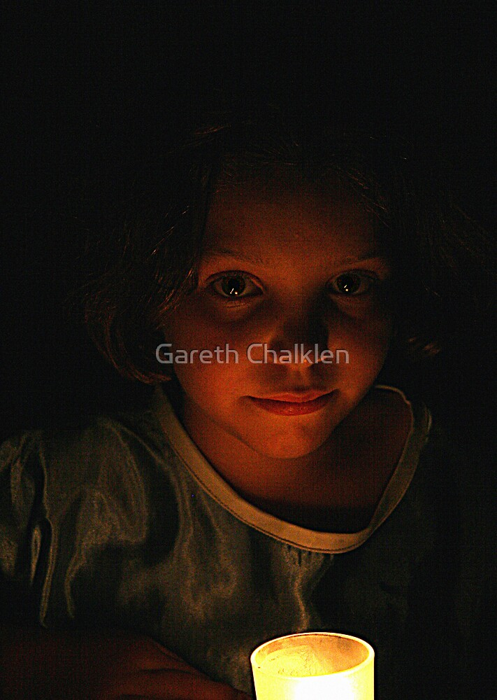 Candle Light by Gareth Chalklen