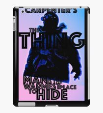 THE THING 31 iPad Case/Skin