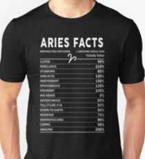 Aries Facts Unisex T-Shirt