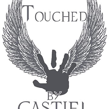 Touched By Castiel (#2) by RubyFox