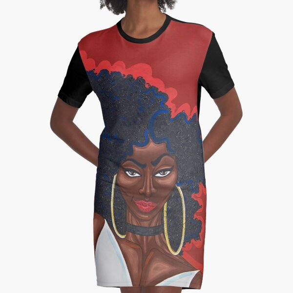 I CAN MAKE YOU PUT YOUR PHONE DOWN Graphic T-Shirt Dress