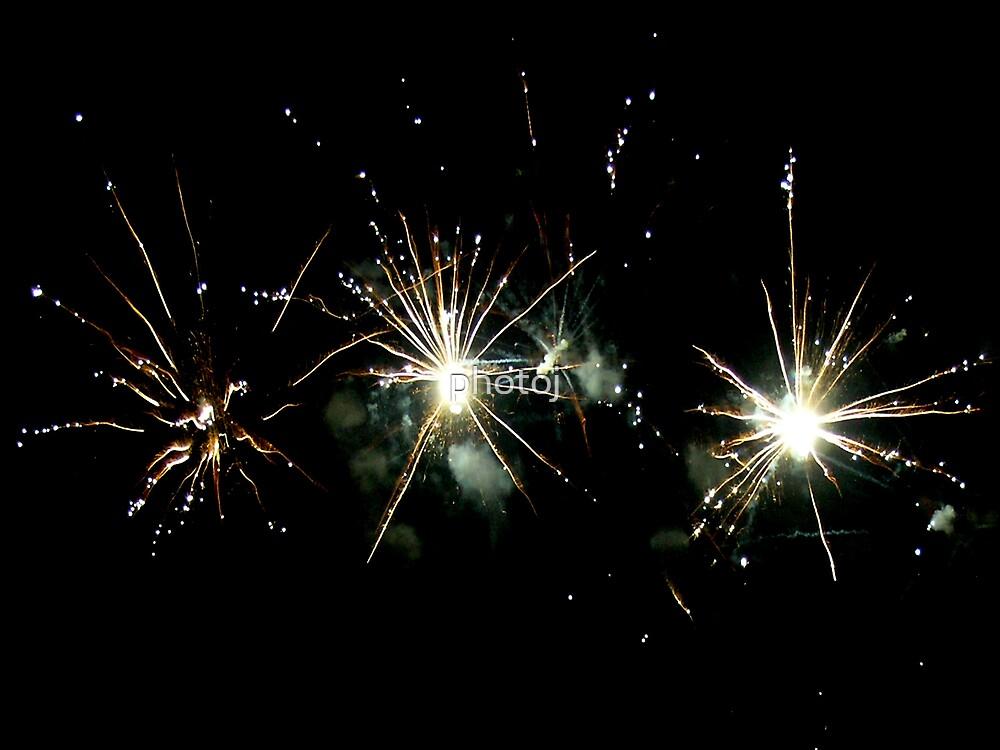 photoj Tas  'Fireworks' by photoj