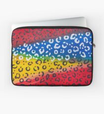CHANGING SPOTS Laptop Sleeve