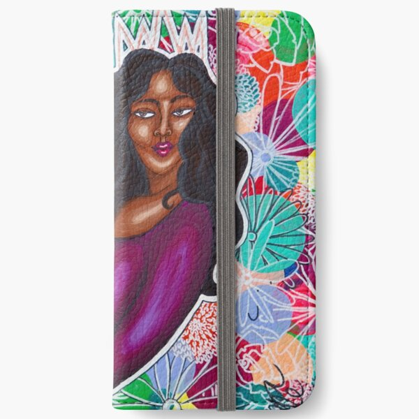 FROM MOM WITH LOVE iPhone Wallet