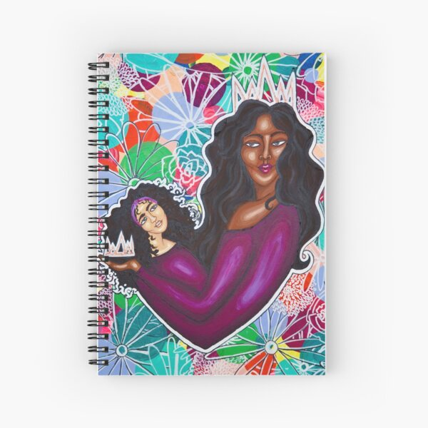 FROM MOM WITH LOVE Spiral Notebook