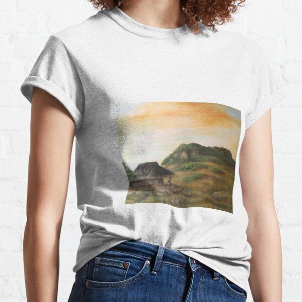 Widow and a Little Hut Classic T-Shirt