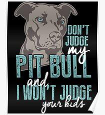 Pit Bull  Poster