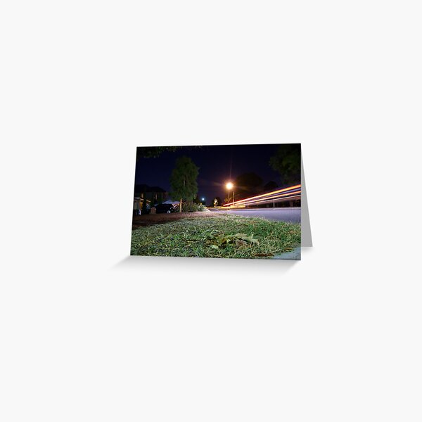 Perspective Light Greeting Card