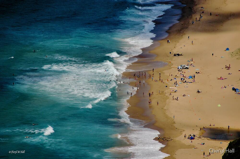 AUSTRALIAN BEACH SUMMER by Cheryl Hall