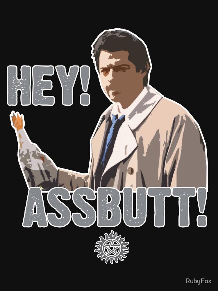 Hey! Assbutt! | Unisex T-Shirt