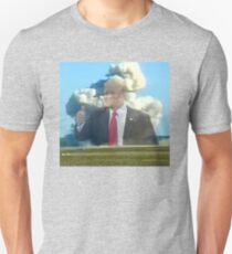 Mother of All Bombs-Trump Unisex T-Shirt
