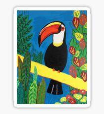 Brazilian Toucan Sticker
