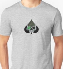 Suit > Spades Unisex T-Shirt