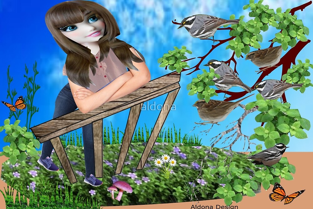 Message from the birds ( 797 Views) by aldona