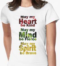 May my heart be kind v2 T-Shirt