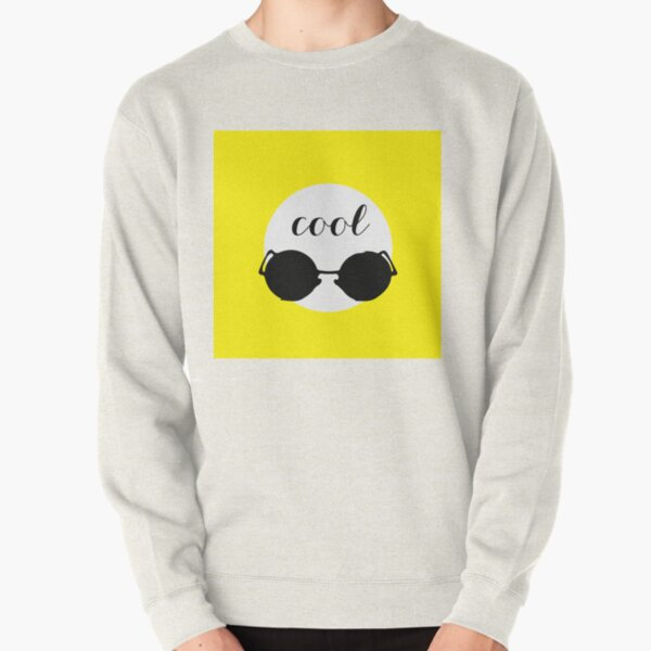 Cool Pullover Sweatshirt