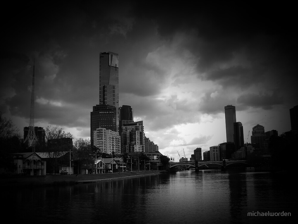 Melbourne City 2 by michaelworden