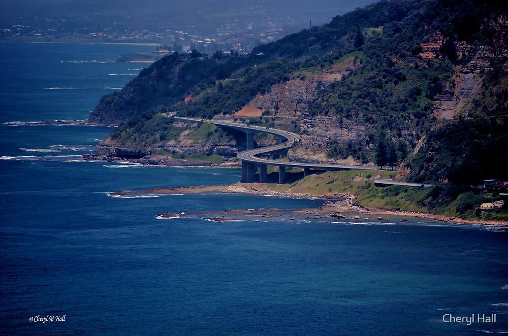 SEA CLIFF BRIDGE ---- STANWELL TOPS by Cheryl Hall