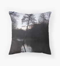 bear creek Throw Pillow