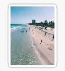 Dania Beach Sticker