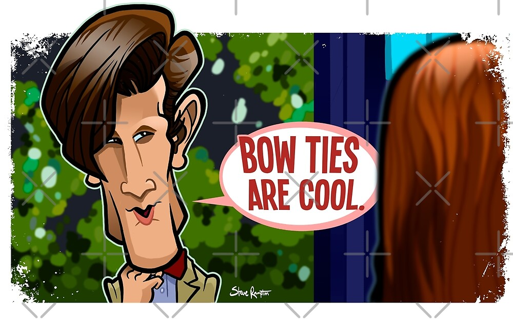 Bow Ties Are Cool by binarygod