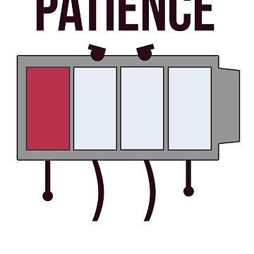 Patience by Tropelio