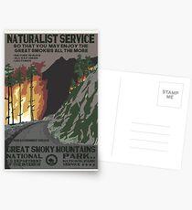 National Parks 2050: Great Smoky Postcards