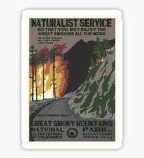 National Parks 2050: Great Smoky Sticker