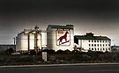 Dingo Flour Mill - Fremantle Western Australia  by EOS20