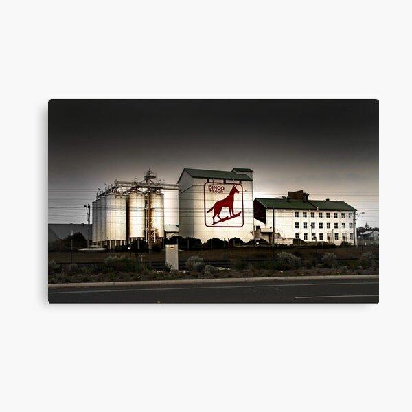 Dingo Flour Mill - Fremantle Western Australia  Canvas Print