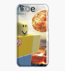 John Doe Ro Blox iPhone Case/Skin