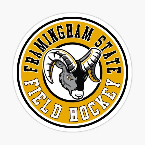 Framingham State Field Hockey Sticker Sticker