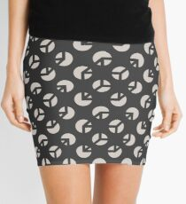 Use Your Illusion Mini Skirt