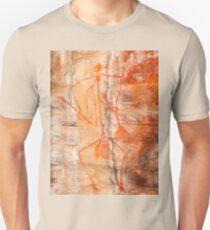 Aboriginal Rock Art -Ubirr Rock, Australia Unisex T-Shirt