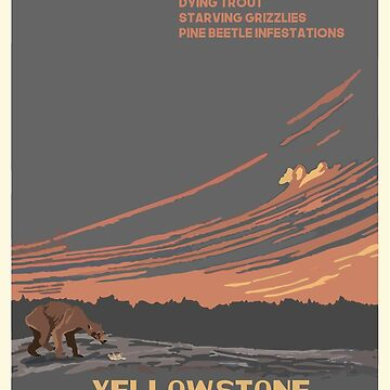 National Parks 2050: Yellowstone by HRothstein