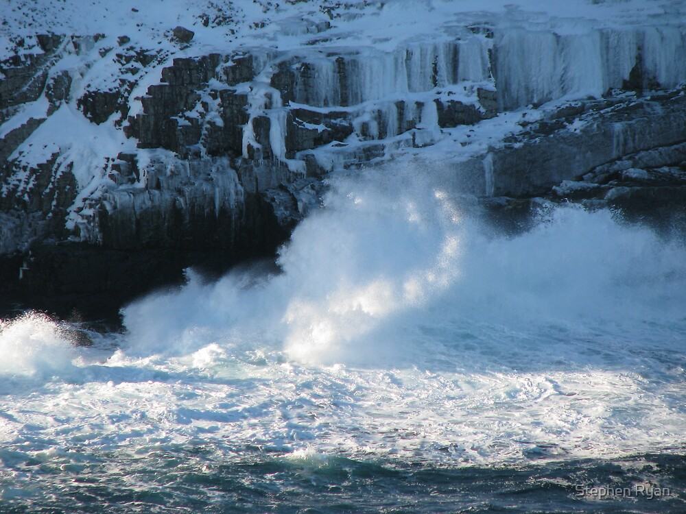 Winter's Wave by Stephen Ryan