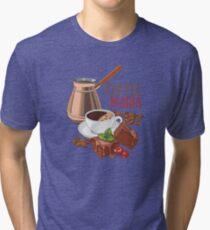 Coffeemania Tri-blend T-Shirt