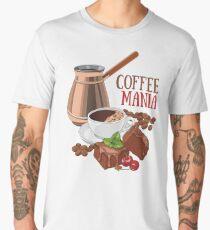 Coffeemania Men's Premium T-Shirt
