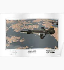 Starjets: The Lockheed L-133 Poster