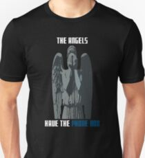 The Angels Have The Phone Box! T-Shirt