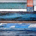 Timber Blues II by Kathie Nichols