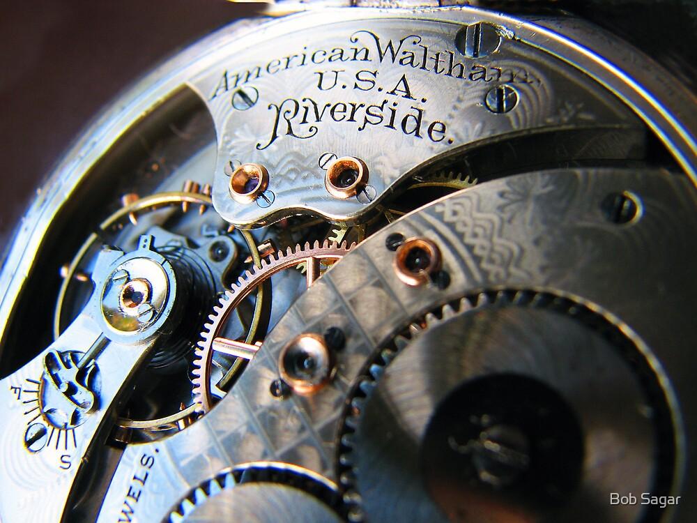 Time Piece by Bob Sagar