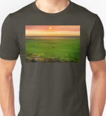 Sunset from Ubirr Rock, NT, Australia. T-Shirt