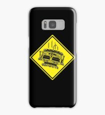 Watch Out for Falling Chandeliers Samsung Galaxy Case/Skin