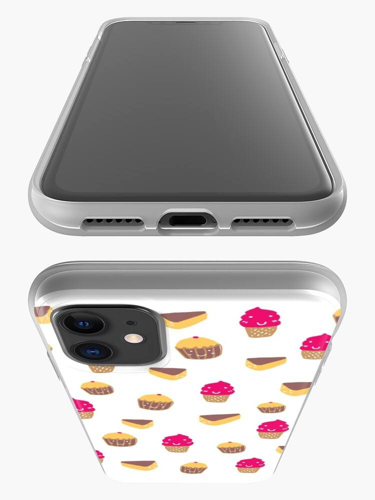 Alternate view of Sweet Desserts iPhone Case & Cover