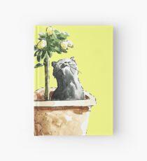 Bichette en Pot Hardcover Journal