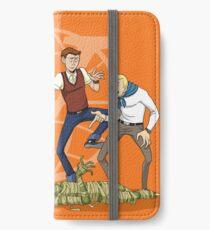"""Venture Bros """"A Mummy!"""" iPhone Wallet/Case/Skin"""
