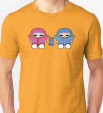 Reading is a Family Affair: The Stuy O'BABYBOT Toy Robots 1.0 Unisex T-Shirt