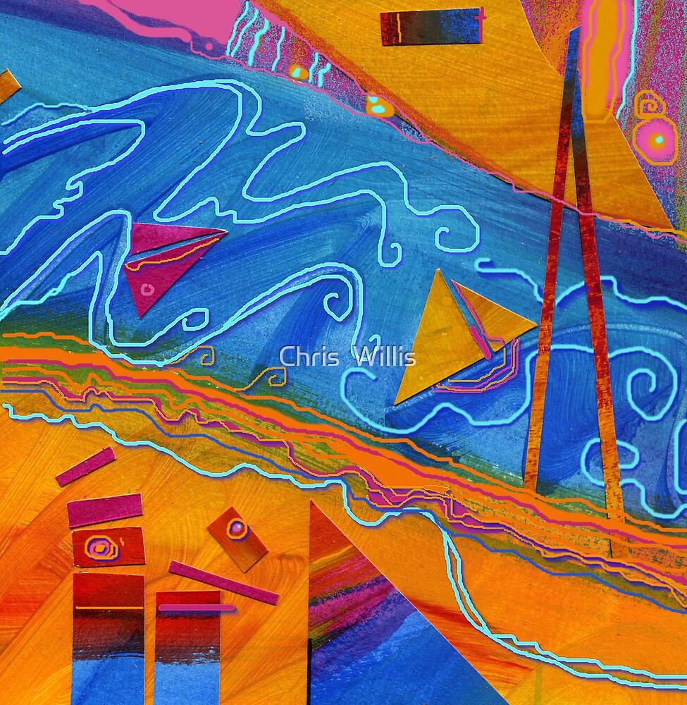 A River Runs Through by Chris  Willis